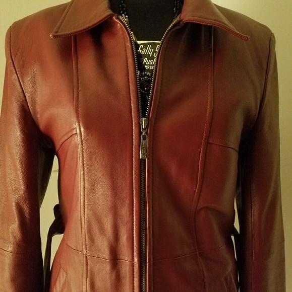 8b2f16ad2 ❤PRICE DROPS / Women Genuine Leather Jacket